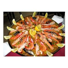 Seafood Paella (1portion)