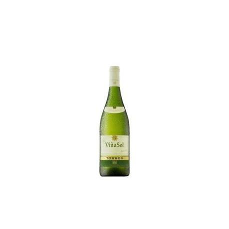Vina Sol 75 cl Vino Blanco