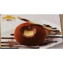 Tartufo Ciocolato y Crema