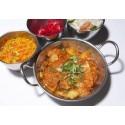 Plato Principal (Spicy Affair Specials, todo cocinado en horno de barro con carbón)