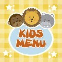 Children Menu