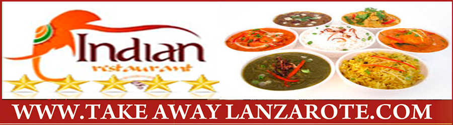 Indian Restaurant Costa Teguise Star Hindun Lanzarote - Takeaway & Pick up  Takeaway Costa Teguise, Lanzarote, food delivery Teguise , tahiche Yaiza, Femes, Lanzarote