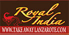 Royal India Costa Teguise Takeaway Lanzarote