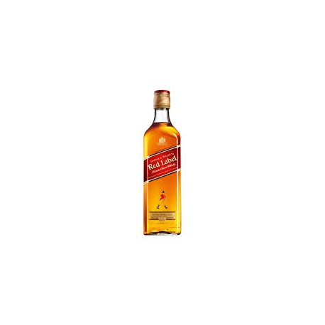 Whiskey Johnny Walker red label