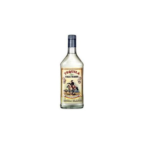 Tequila 3 Ochos 70cl