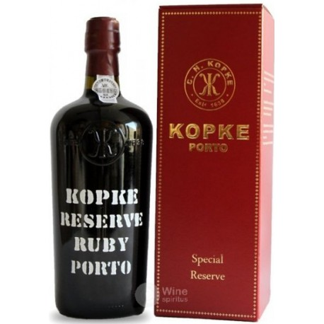 Kopke Porto Special Reserve Ruby
