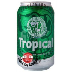 Tropical Lata 33cl - Cerveza