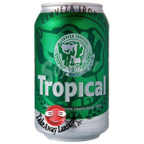 Tropical Can 33cl - Beer