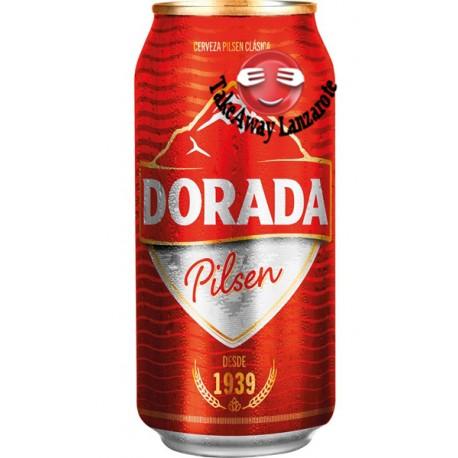 Dorada Lata 33cl - Cerveza