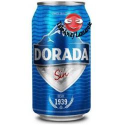 Dorada Sin Alc 33 cl - Cerveza