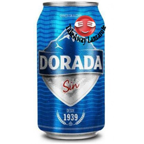 Dorada Sin Alc 33cl - Beer