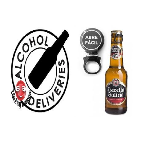 Estrella de Galicia Mini Cerveza