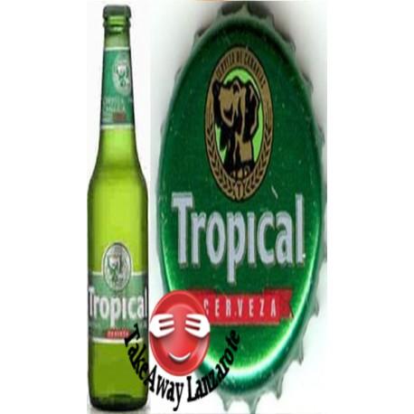 Tropical Mini Cerveza