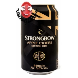 Strongbow Can Cider