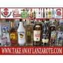 Bebidas a Domicilio Puerto Calero Lanzarote - Alcohol en Casa