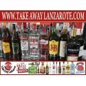 Bebidas a Domicilio Argana Alta Lanzarote - Alcohol a Domicilio