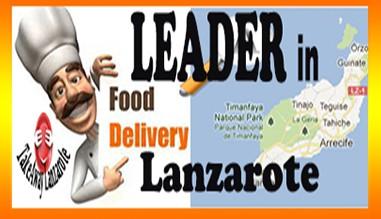 Leader in Food Delivery Takeaways Lanzarote