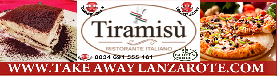 Free Gluten Pizza Delivery Playa Blanca, Free Gluten Pizza Restaurant Takeaway Playa Blanca, Lanzarote, Free Gluten food delivery service Playa Blanca, Yaiza, Femes - Lanzarote , Pick Up Takeaway Playa Blanca
