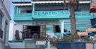 L'Artista Italian Restaurant Playa Blanca - under development