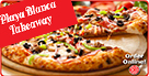 Pizzeria Playa Blanca Takeaway XXL Pizza Lanzarote