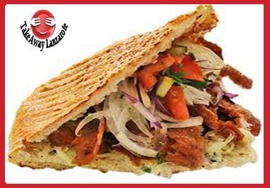 Kebab Takeaway Food Delivery Playa Blanca, Yaiza, Lanzarote - British Fish & Chips | Burgers