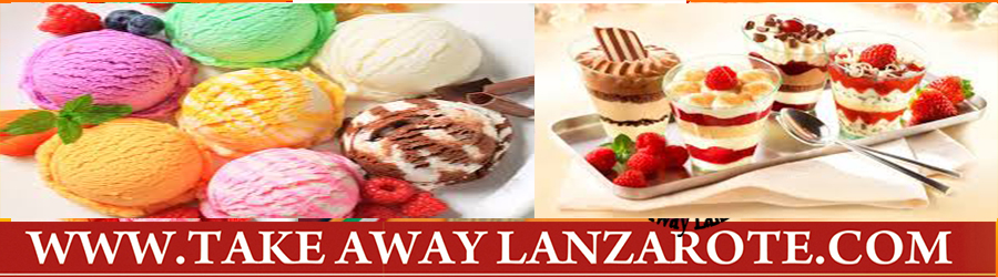 Ice Cream Takeaway Lanzarote Playa Blanca, Lanzarote, best Ice Cream Playa Blanca