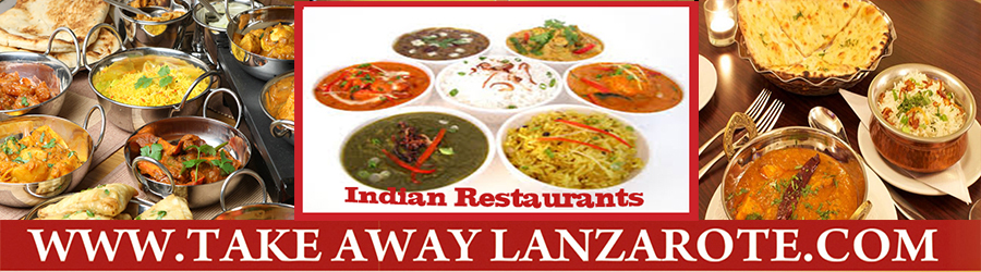 Indian Restaurant Spice Affair, Food Delivery Takeaway Playa Blanca, Lanzarote
