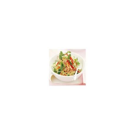 Thai Salad (lettuce,avocado,prawns,asparagus)