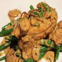 Chicken with Fresh Mushrooms