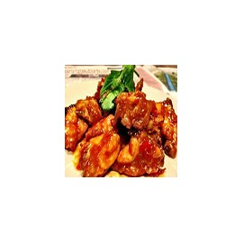 Chicken with Spicy Sauce