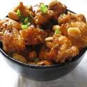 Pollo con salsa Cantonesa