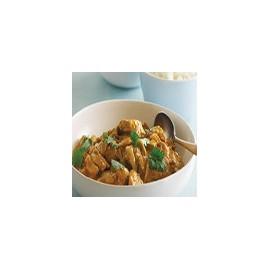 Pollo con salsa Satay