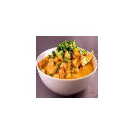Chicken with Red Thai Curry