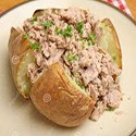Jacket Potato con Atun