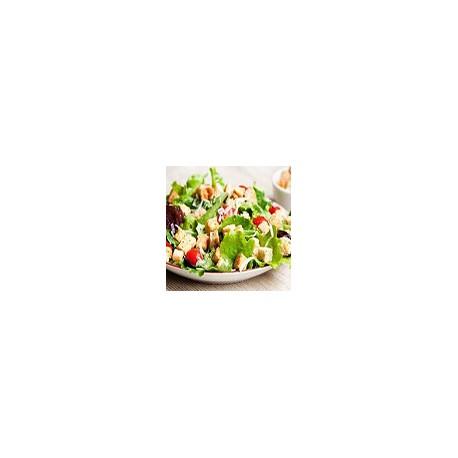 Chicken Goujons Salad