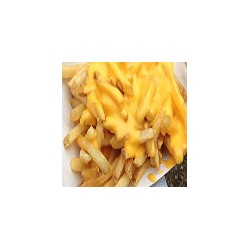 Portion of Cheesy Chips