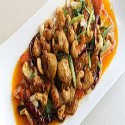 Chicken with cashew nuts