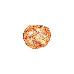 Pizza Jamon