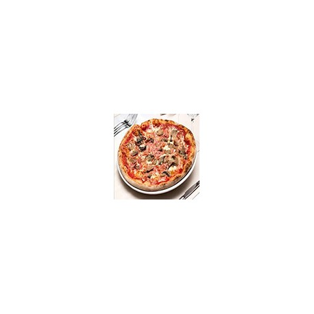 Pzza Ham & Mushrroms