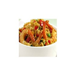 Prawn fried rices
