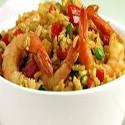 Prawn fried rices
