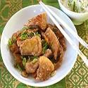 Spare ribs in Bangkok style