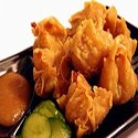 Vegetales fritos Wan Tun