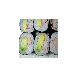 Crab & Avocado Rolls (8p)