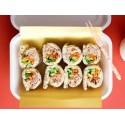 Dorada Fish Sashimi 12p