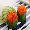 Cucumber Maki Rolls 8p
