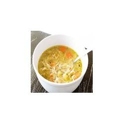 Sopa de Pollo con Maiz