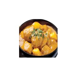 Pollo al Curry con Mango