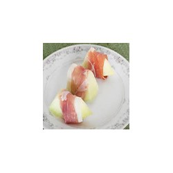 Ham with Mellon