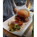 Hamburguesa al Grill